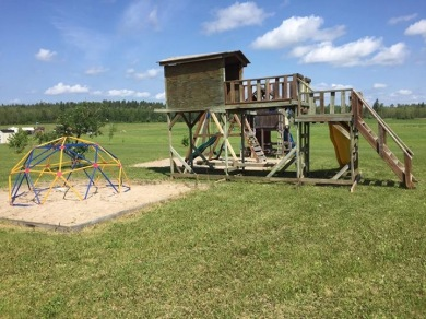 Play structure & Climbing Dome